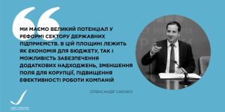 Government, Saenko, Reforms